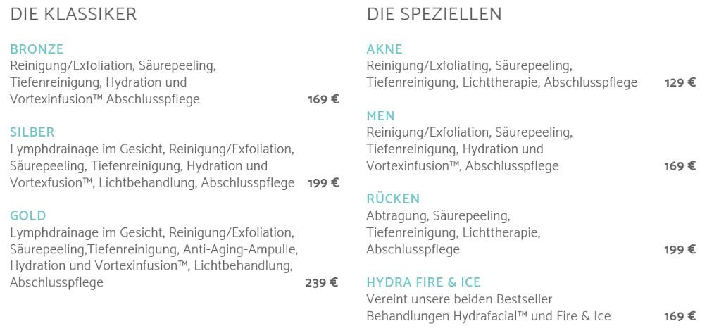 hydrafacial-freiburg-preise